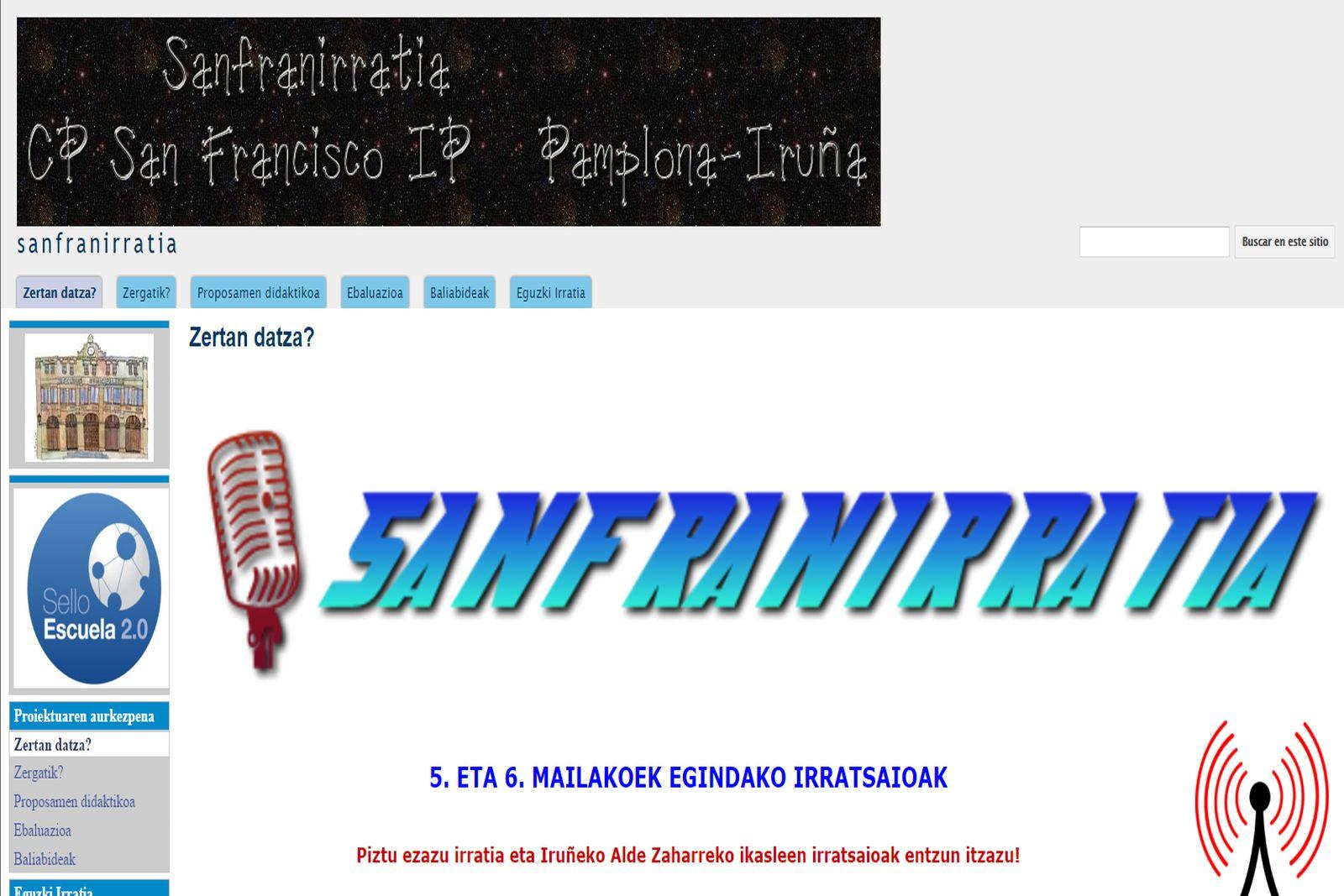 Sanfranirratia