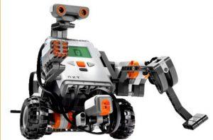 Taller de robótica en el aula de 3º de EP