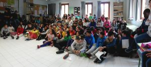 Proyecto de hermanamiento con Cinquera curso 2015-16