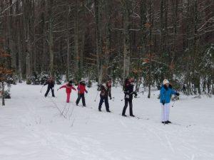 Semana de la nieve en Isaba