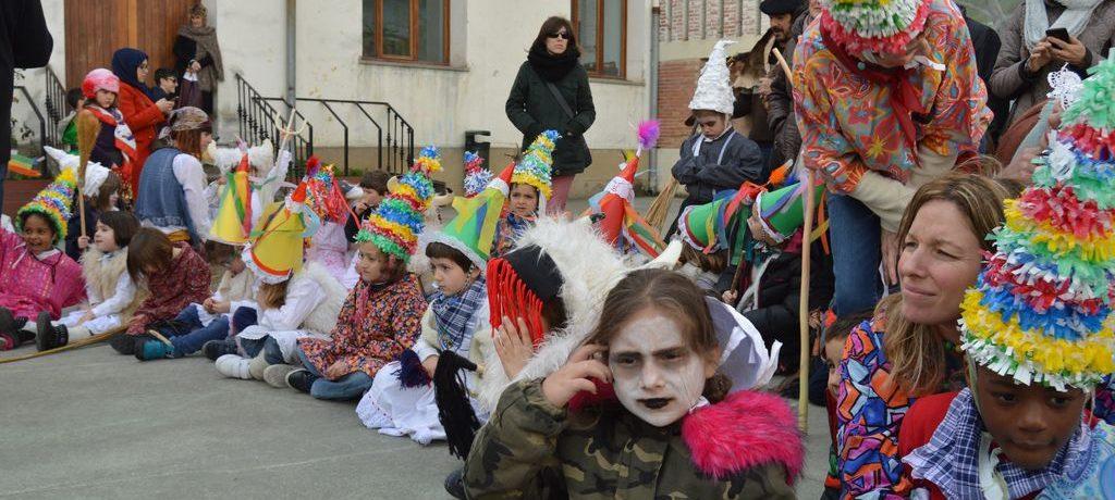 carnaval infantil CPEIP Fran Francisco
