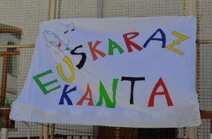 Fiesta de la Escuela y Euskaraz Kanta