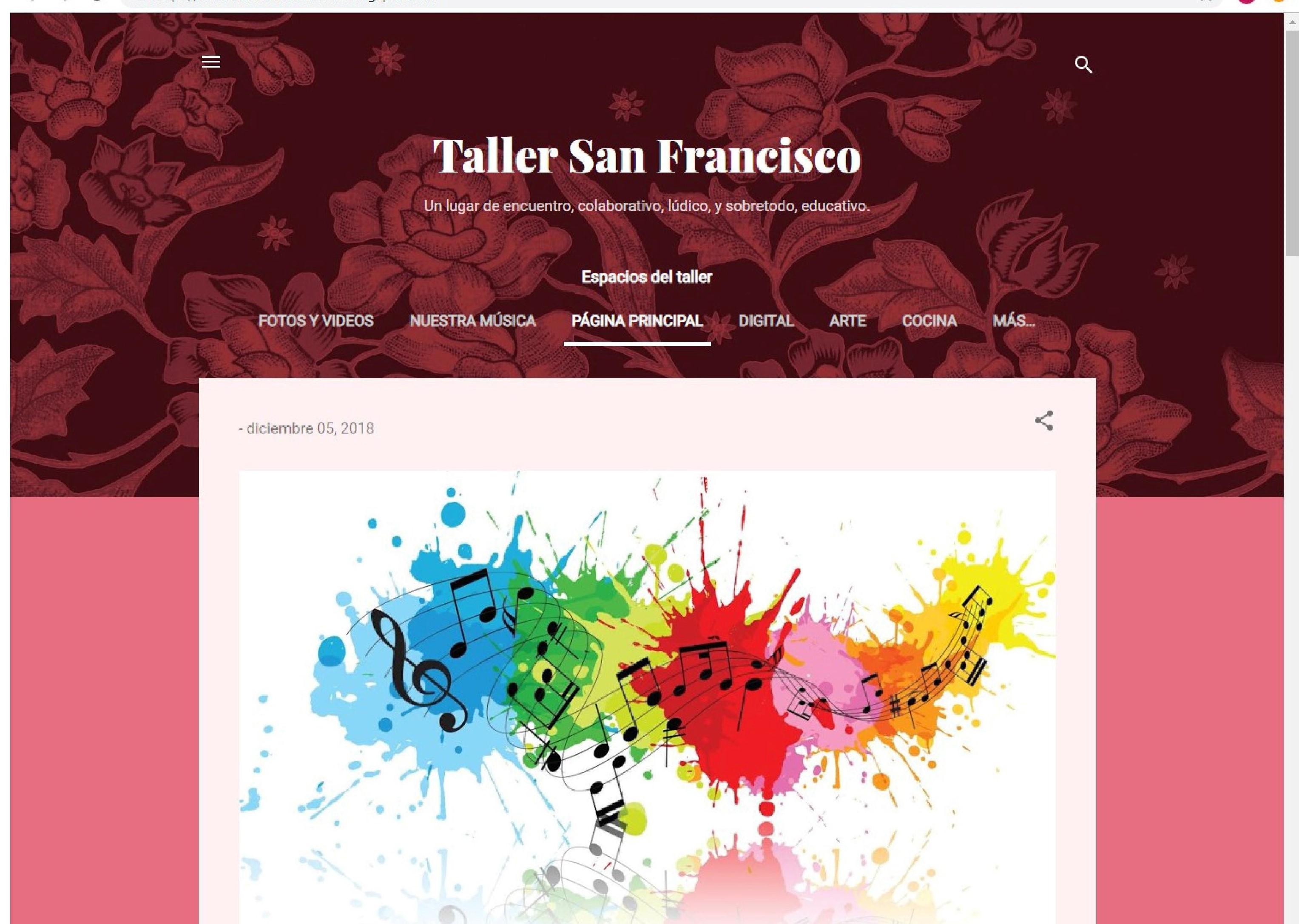 Taller San Francisco