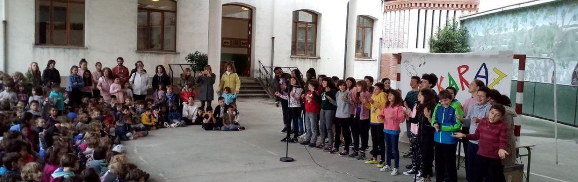 «Euskaraz kanta» VIIIª edición