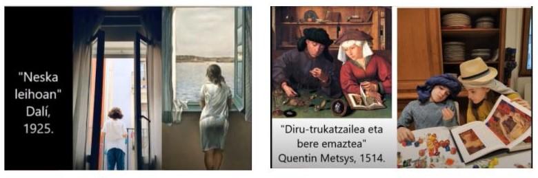 Arte lanak etxean