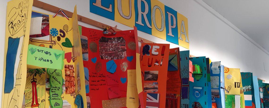 6º AG viaje por Europa